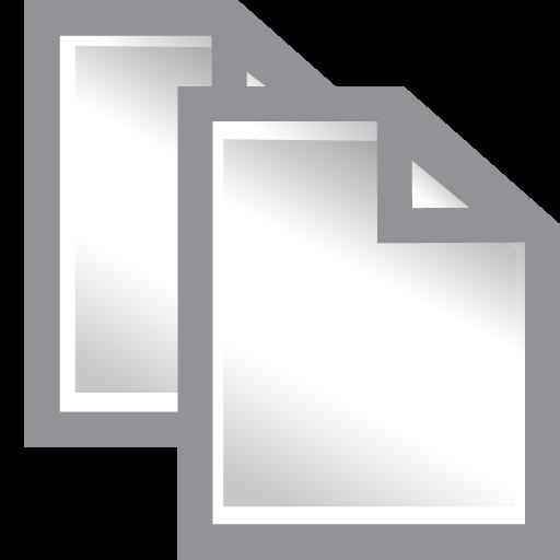Single Paper Icon