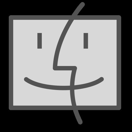Face, Finder, Avatar, Mac, Os Icon
