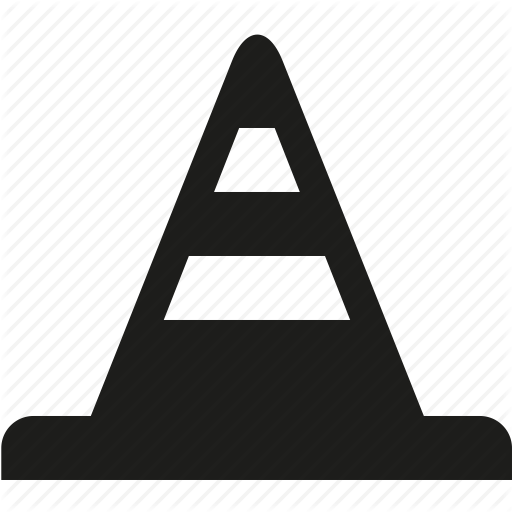 Safety Cone Icon