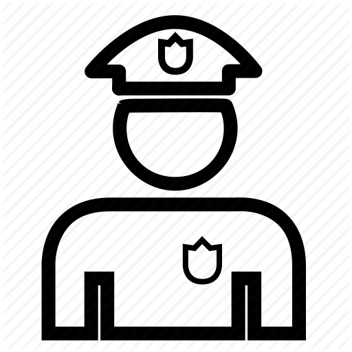 Policeman Vector Library Download Police Safety Huge Freebie