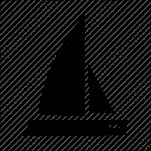 Catamaran, Nautical, Sail, Sailboat, Sailing, Ship, Yacht Icon