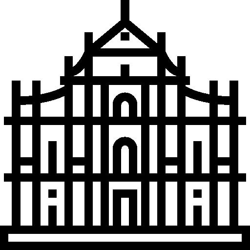Macau Saint Paul Cathedral
