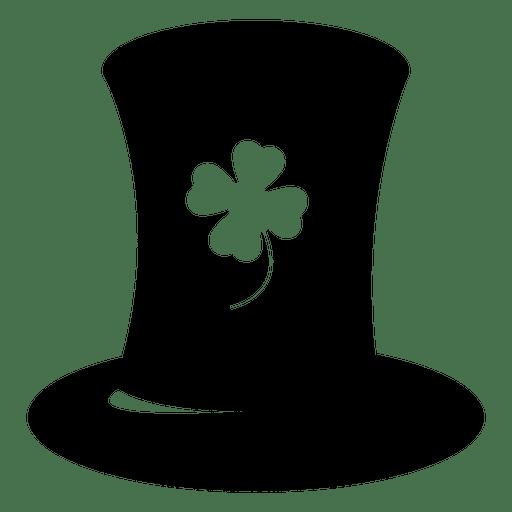 St Patricks Clover Hat