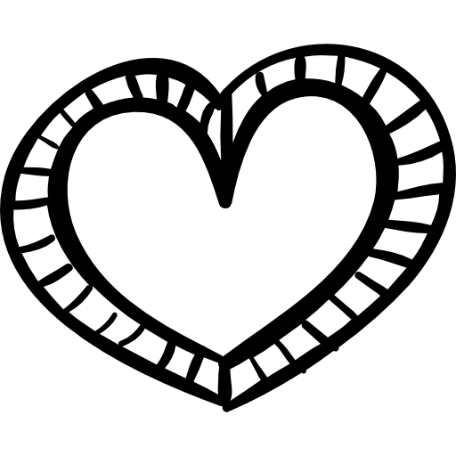 Saint Valentine Outline Icon