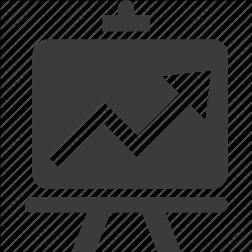 Sales Chart Icon