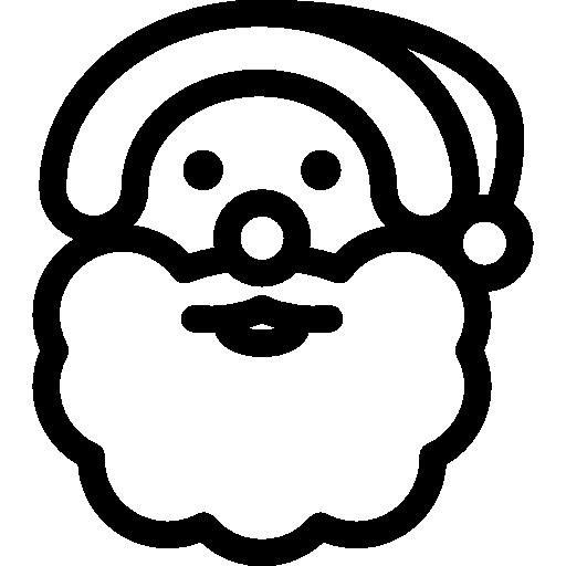 Santa Claus Icons Free Download