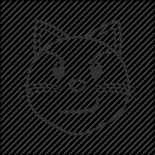 Cat, Cat Face, Sarcasm, Sarcastic Cat, Smirk, Smirking Cat, Wry