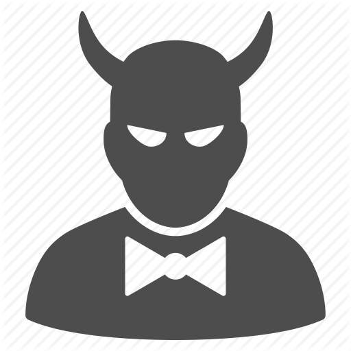 Dead, Devil, Evil, Horror, Magic, Monster, Satan Icon