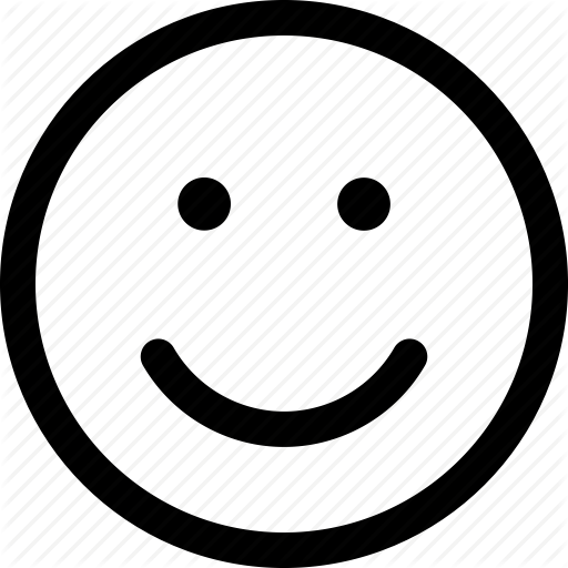 Face, Good, Happy, Satisfaction, Satisfied, Smile Icon