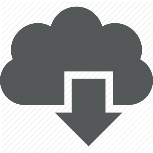 Cloud Save Icon Free Icons
