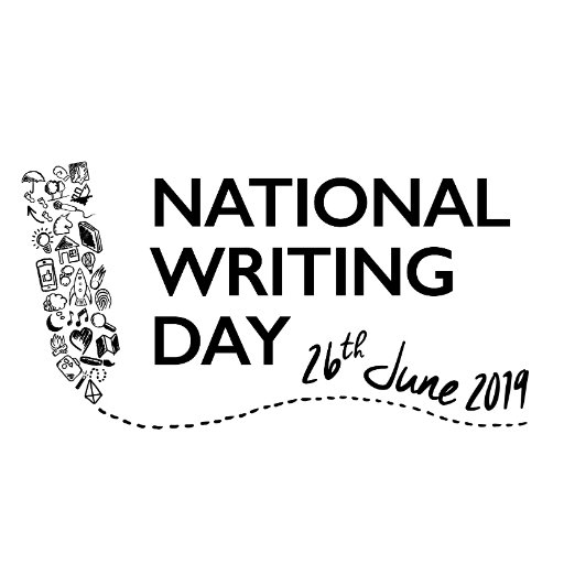National Writing Day On Twitter Save The Date