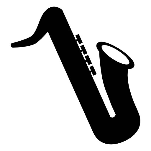 Saxophone Icon Download Free Icons