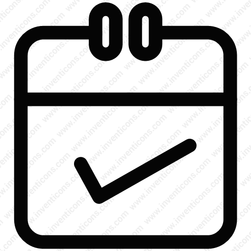 Download Appointment,calender,schedule,timetable Icon Inventicons