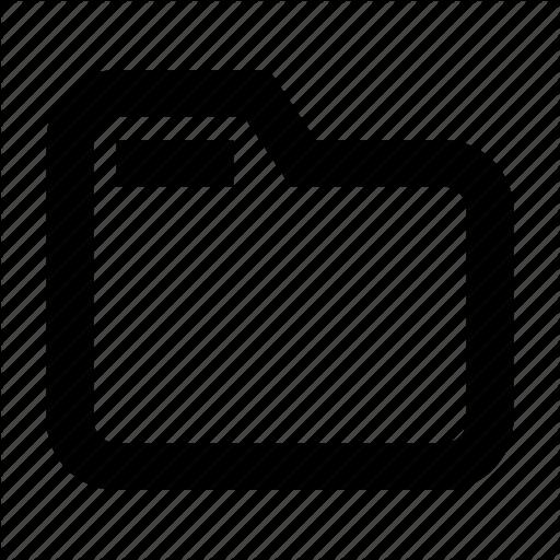 Directory, Education, Folder, Learning, School, University Icon