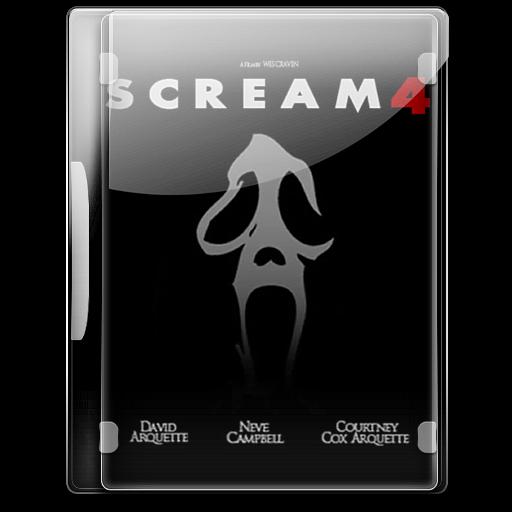 Scream Icon English Movies Iconset Danzakuduro