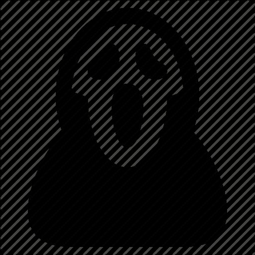 Dead, Evil, Ghost, Halloween, Horror, Mask, Scream Icon
