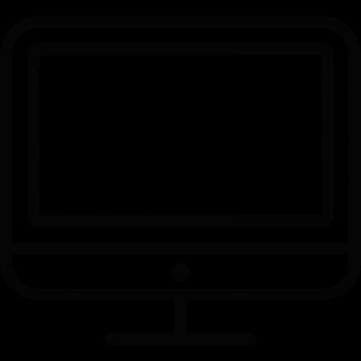 Download Monitor,desktop,computer,lcd Display,screen Icon