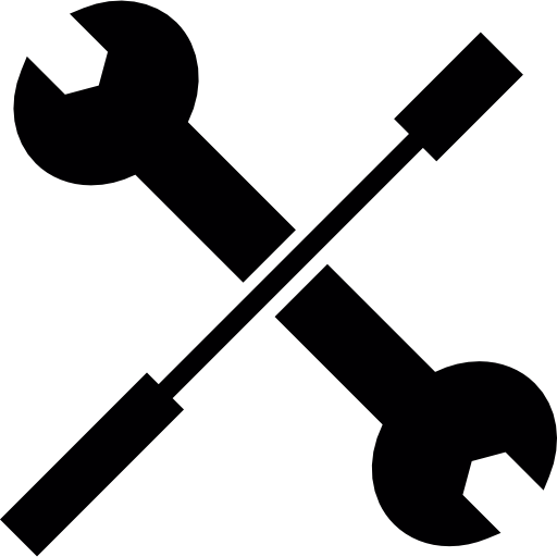 Wrench And Screwdriver Icons Free Download