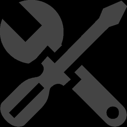 Tool, Setup, Settings, Repair, Screwdriver, Wrench Icon