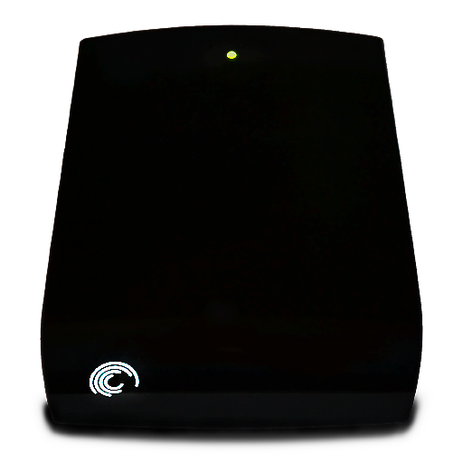 Seagate Backup Plus Drive Icon