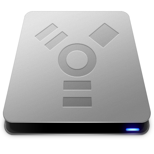 Firewire Hd Drive Icon Slick Drives Iconset Thvg