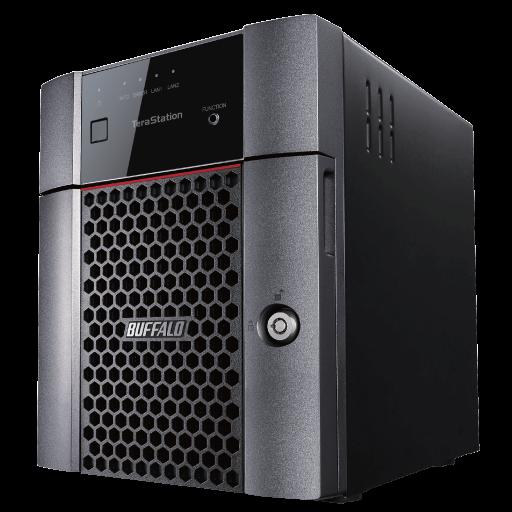 Buffalo Terastation Desktop Nas Hard Drives Included