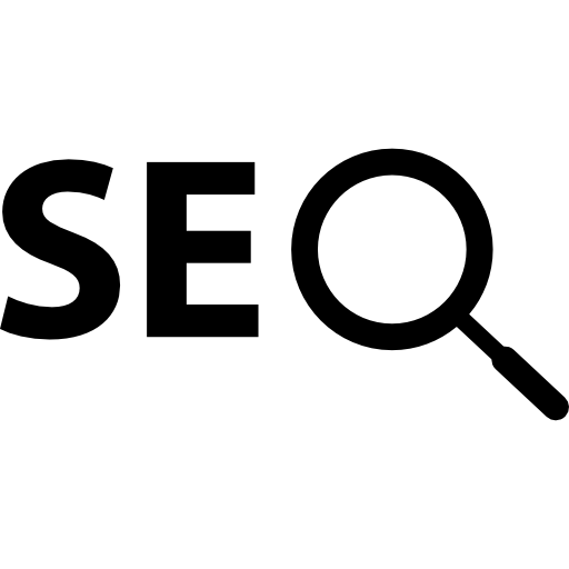 Seo Search Symbol Icons Free Download
