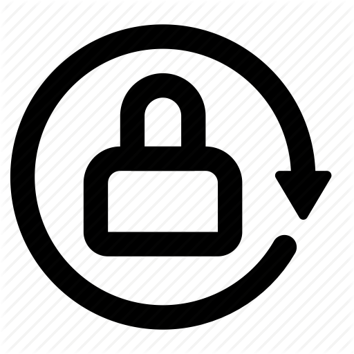 Lock, Phone, Secure Icon