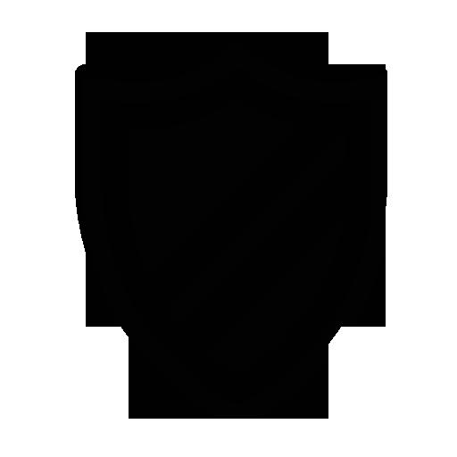 Centre, Security Icon