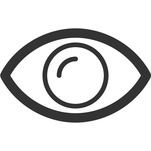 Eye, Show, View, Watch, See Icon