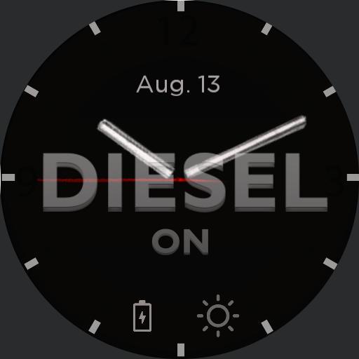 Die Sel On For Huawei Watch