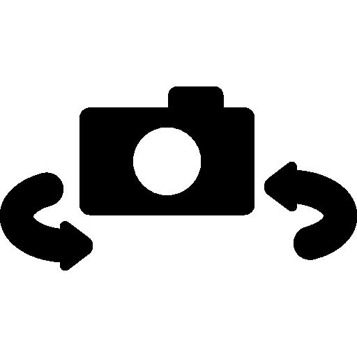 Selfie Flat Icon