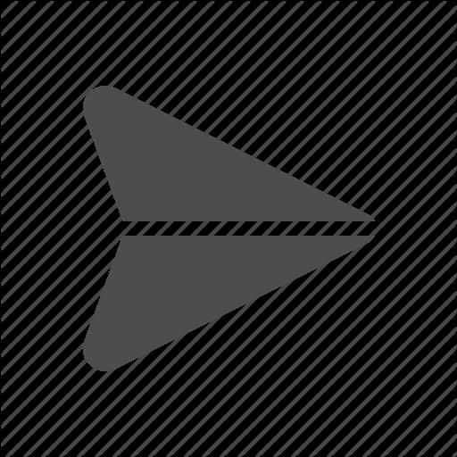 Message, Paper Plane, Send, Sent Icon