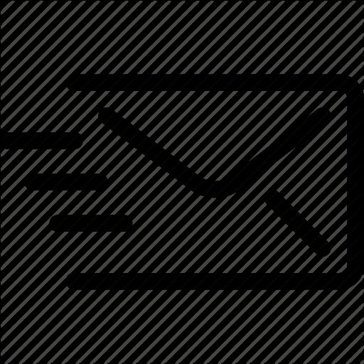 Envelope, Letter, Mail, Message, Send Icon