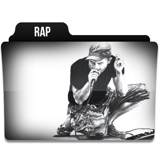 Rap, Music, Folder, Folders Icon Free Of Music Folder Icons