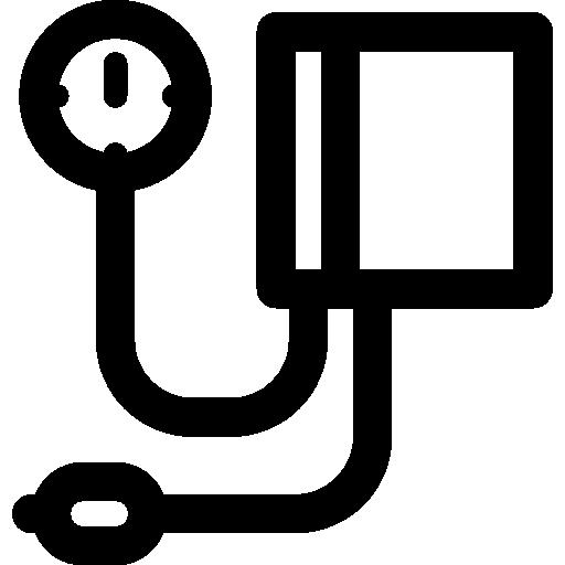Blood Pressure Gauge Icons Free Download