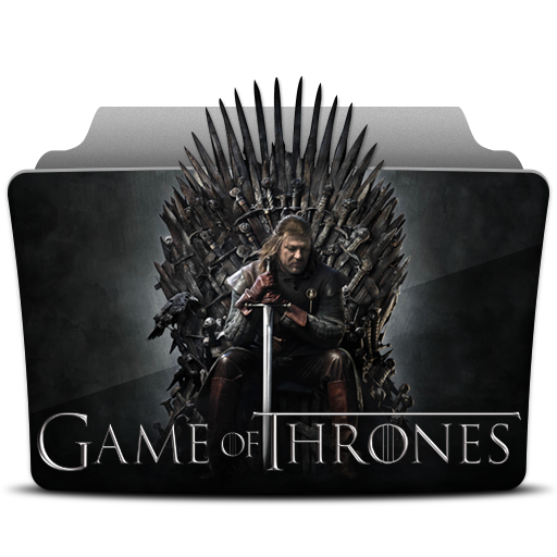 Game Of Thrones Icon Tv Series Folder Pack Iconset