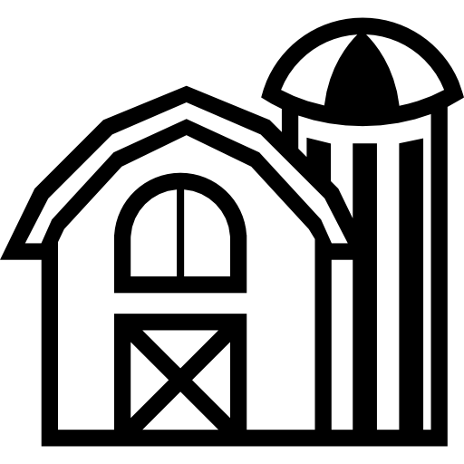 Farm Building Icons Free Download