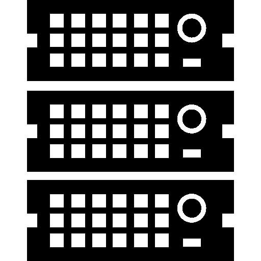 Rack Servers Icons Free Download