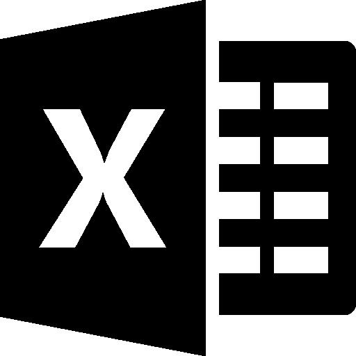 Logos Excel Icon Windows Iconset