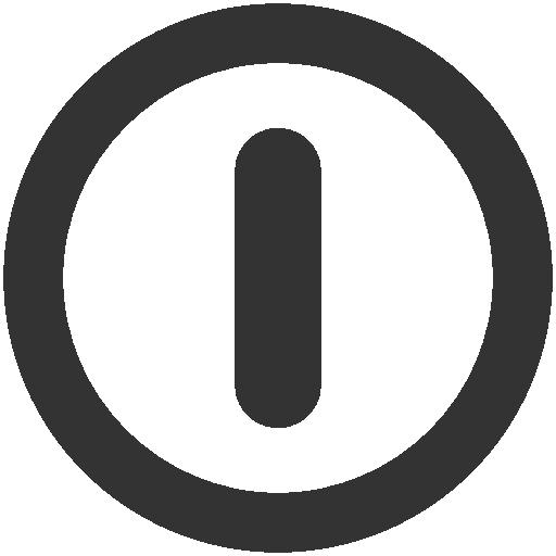 Hibernate, Power, Session Icon