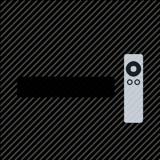 Apple, Generation, Settopbox, Tv Icon