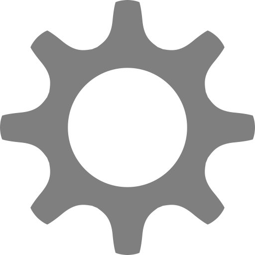 Fez, Gear, Preferences, Settings Icon