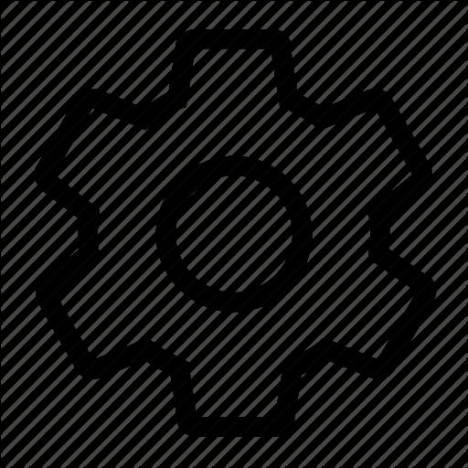 Config, Configuration, Edit, Gear, Settings, Wheel Icon