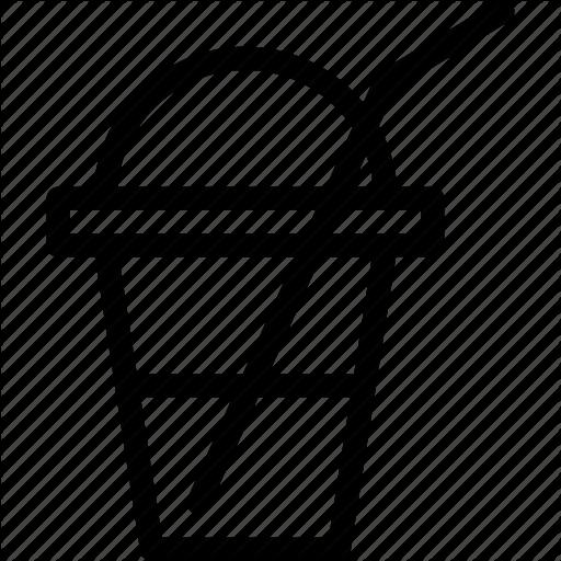 Beverage, Cold Beverage, Flavored, Frappe, Milkshake, Shake, Thick