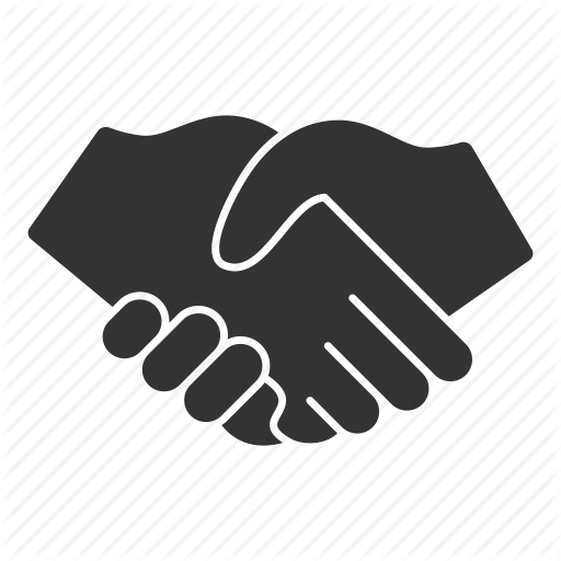 Shaking Hands Icon Png