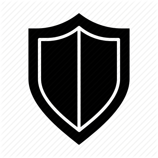 Defense, Protection, Safe, Secure, Security, Shield Icon