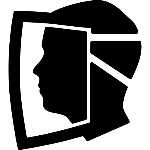 Face Shield Icons Free Download