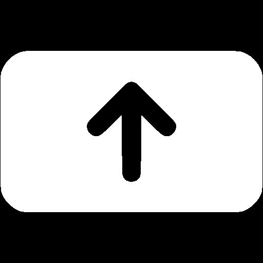 White Shift Icon