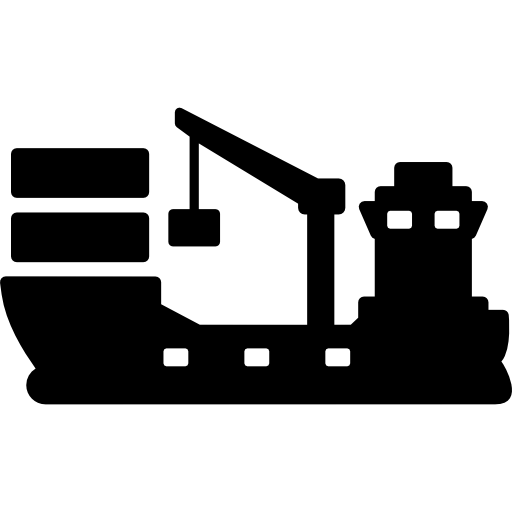 Cargo Ship Icons Free Download